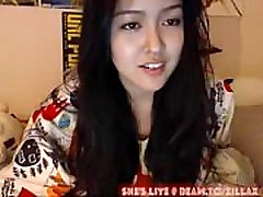 Sexy Asian Cam Girl ZillaX - She&039s Live Beam.ToZillaX 73