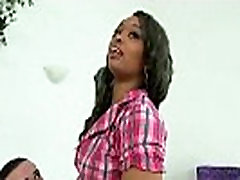 Round and Brown - Hot Ebony Princess Fucked From Behind Hard And Deep 04