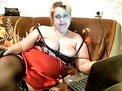 SEXY fat mature webcam show - lickmycams.com