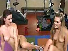 Mean Hot Lesbian blake&ampkarlie&ampkenna Punish With Dildos Hot Girl clip-12