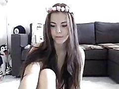Daleste - Cam teen sexy Novinha