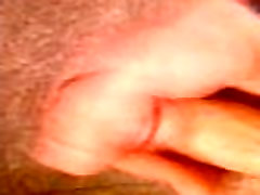 Thick pre-cum hard cock 1st time