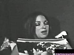Vintage Black and White Clips, Free Amateur Porn Video c7
