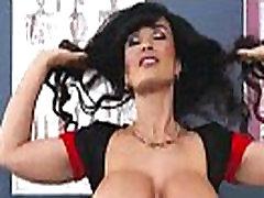 Sluty Big Butt Girl lisa ann Get Oiled And Hard Anal Banged movie-21