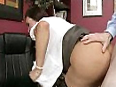 Busty Girl lisa ann In Hard Sex Act In Office movie-23