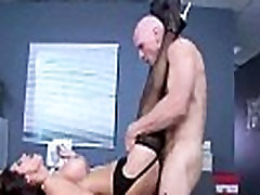 Sex Tape With Big Tits Slut Girl In Office vid-27