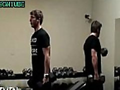 vincent and friend gym