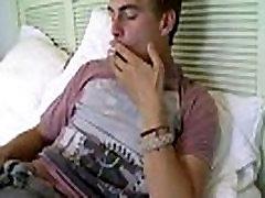 Hot gay twinks sex 3gp downloads Noah Brooks Smoke &amp Stroke