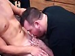 Gay fuck Guy completes up with assfuck hookup threesome