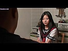 Teen asian chick gets hairy cunt slammed