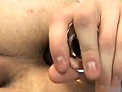 Solo gay boys fucking giant anal toys cum shot This sleek and