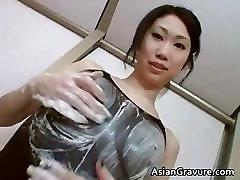 Gorgeous asian schoolgirl part5
