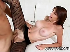 Cece Capella Deliciously Pumping On Cock With Perky Tits