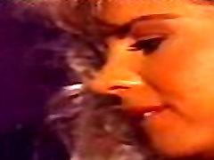 Kym Wilde, PJ Sparxx, Tom Byron in horny chicks go wild in vintage xxx film