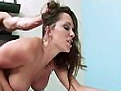 Big titted office MILF fucks at work 12