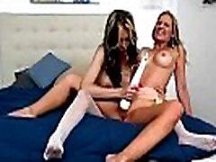 Hot Losbo Sex Scene Between Horny Milfs video-22