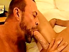 Old black and young white men in gay sex Twink rent guy Preston gets