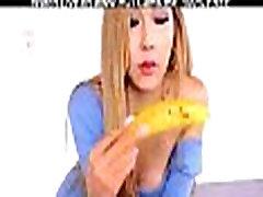 Hot Asian Suck, Fuck &amp Eat Banana