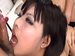 Wicked and wild asian fuckfest