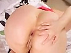 Fat Blonde Woman Creampied In The Ass