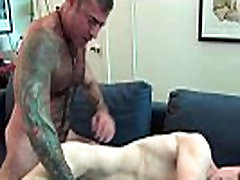 Homo hairy breed with Nick Moretti gays