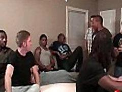 Bukkake Boys - Gay guys get covered in loads of hot semen 02
