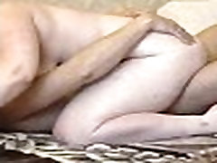 Russian sex with MILF home video
