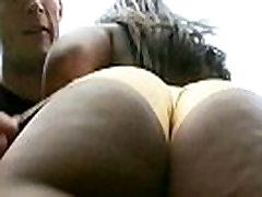 Round ass ebony fucking
