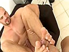 Explicit anal loving act