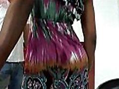 Glam black trannys tits