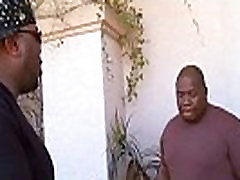 Mature lady gags and gets banged by a black cock 18