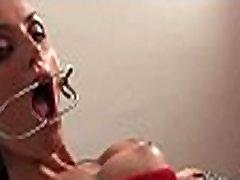 Dirty hooker fellating tranny massive dick in hardcore video