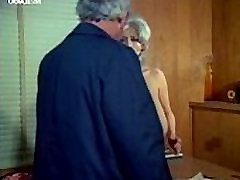 Chesty Morgan nude from Double Agent 73