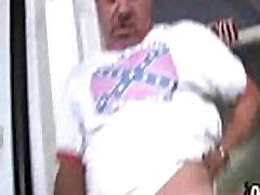 Hot Ebony Gangbang Fun Interracial 10