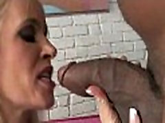 Hot milf fucks hard an huge black cock 28