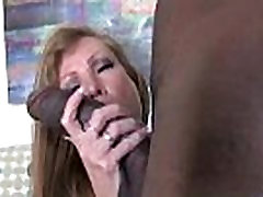 BBC in tight wet pussy - hardcore interracial fucking 13
