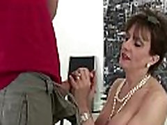 Hot mature cock tug and suck