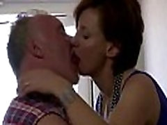 Mature stocking milf pussy oral
