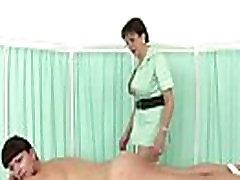 Lezdom mature fetish hot nurse