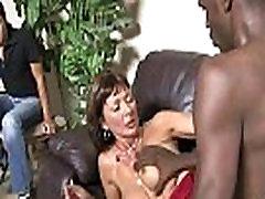 My horny mom get fucked by my black friend 5