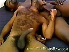 Ebony gay bears sucking huge dick