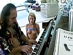 Ron jeremy plays naked game with teen
