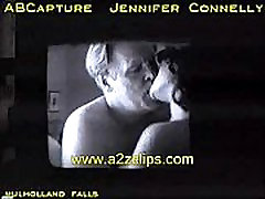 Jennifer Connelly &ndash Hot Sexy Hollywood Celebrity Nude Porn Movie Clip