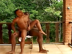 Goliath And Petite Black Gay Fuck Hard
