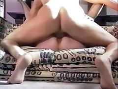 Retro xxx French movie with lesbian sex scenes