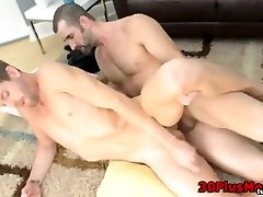 T-girl Carol Penelope gets hammered by strong Spencer Fox