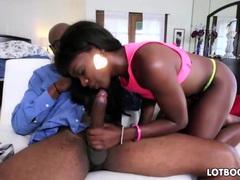 Ana Foxxx with juicy ebony ass