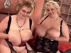 BBW Mature Lesbians
