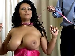 Kinky MILF's fooling around with a sex toy