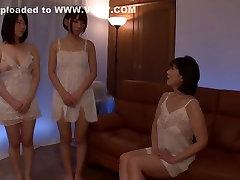 Ayaka Tomada, Yui Yamashita, Anna Kishi, Hitomi Enjou in The Perfect Lesbian Lovers part 3